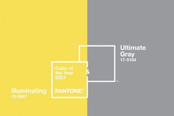 Les couleurs Pantone 2021